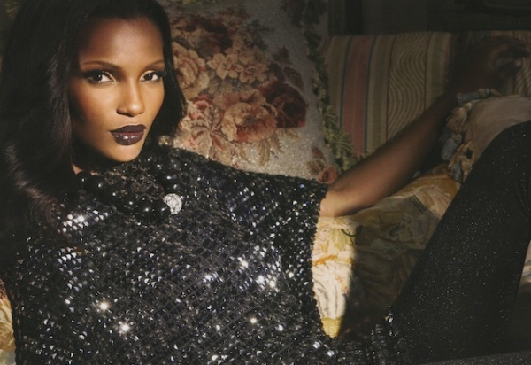 Agbani Darego, former beauty queen