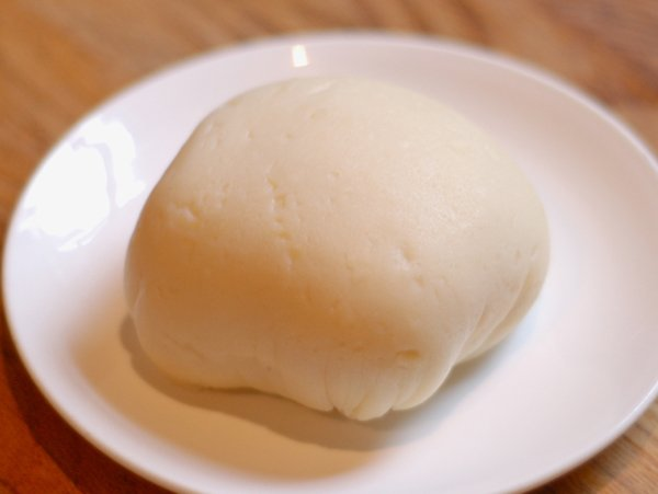 Fufu, made from cassava