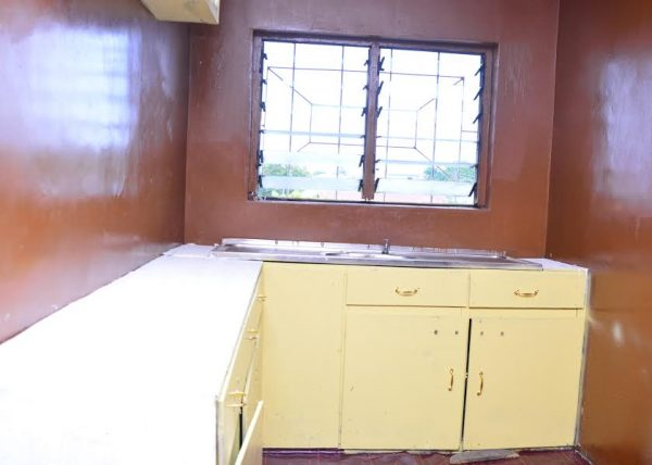 Kitchen transformed