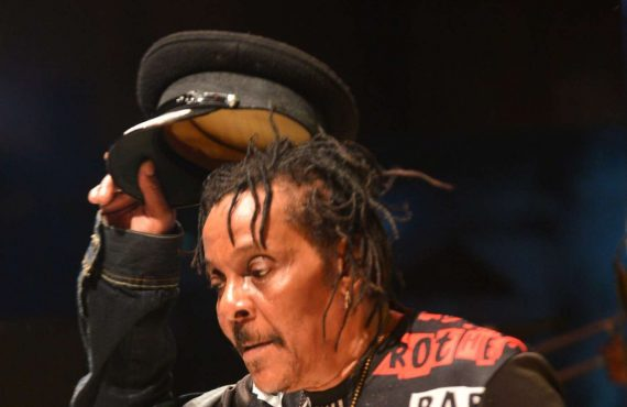 Majek Fashek, 'The Rainmaker', is dead