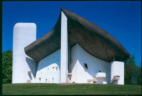 The Architectural Work of Le Corbusier, an Outstanding Contribution to the Modern Movement