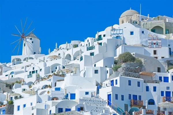 Greece, land of serenity