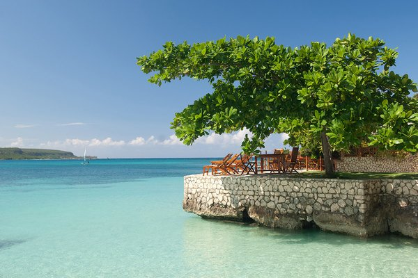 Jamaica, the beautiful island