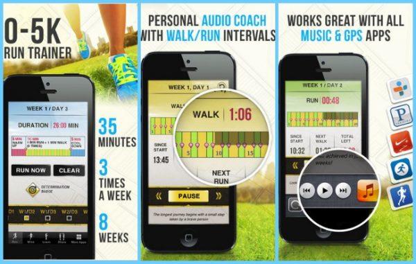 5k-Runner-app