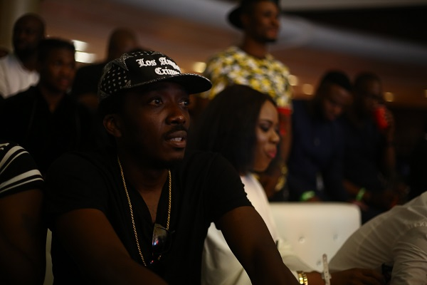 Bovi, obviously captivated, but by who?
