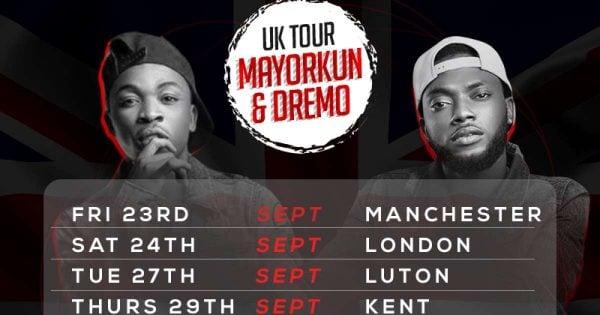 mayorkun-and-dremo-uk-tour