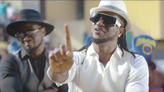 Bank Alert' was my solo song but I was deceived, says Paul Okoye