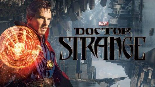 Doctor Strange - Friday, November 4