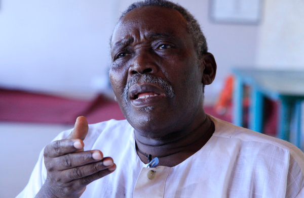 ALERT: 'I don't use Twitter' — Olu Jacobs warns against fake account