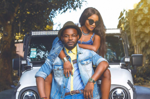 Falz and Simi channel their inner 'Bonnie and Clyde'