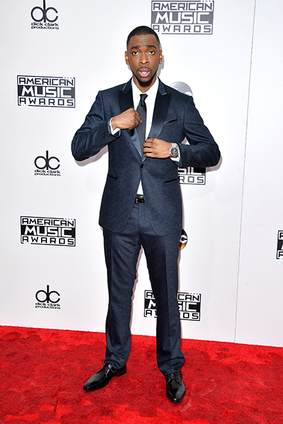 LOS ANGELES, CA - NOVEMBER 20: Host Jay Pharoah attends the 2016 American Music Awards at Microsoft Theater on November 20, 2016 in Los Angeles, California. (Photo by Steve Granitz/WireImage)
