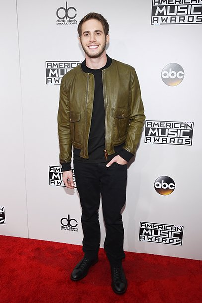 LOS ANGELES, CA - NOVEMBER 20: Blake Jenner attends the 2016 American Music Awards at Microsoft Theater on November 20, 2016 in Los Angeles, California. (Photo by Frazer Harrison/AMA2016/Getty Images for dcp)