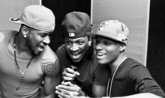 Psquare and Wizkid   TheCable Lifestyle