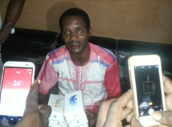 Seun Egbegbe, Toyin Aimakhu's ex-boyfriend, arrested for stealing at Computer Village | TheCable Lifestyle