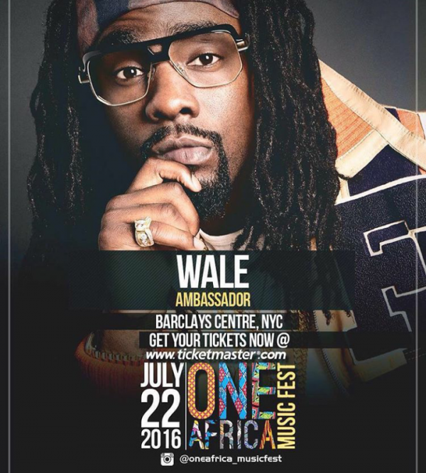Wale never made it to the stage | TheCable Lifestyle