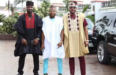 Harrysong, Kce and E-Money | TheCable.ng
