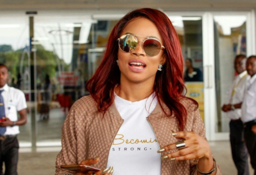 WATCH: Toke Makinwa shares tips on 'how to be a…