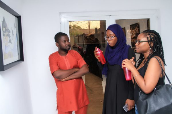 In Conversation With Kelani Abass