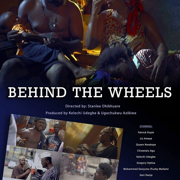 Behind the Wheels