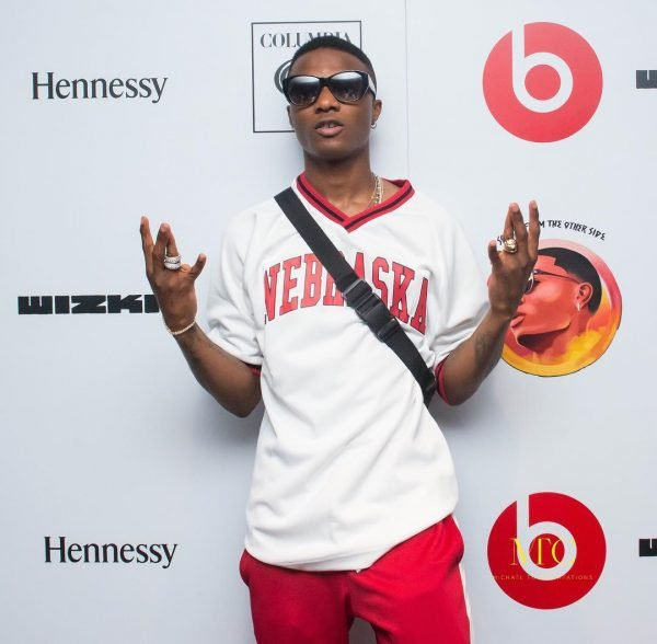 Wizkid's 'Sounds From The Other Side' lands on Billboard top 200 albums chart