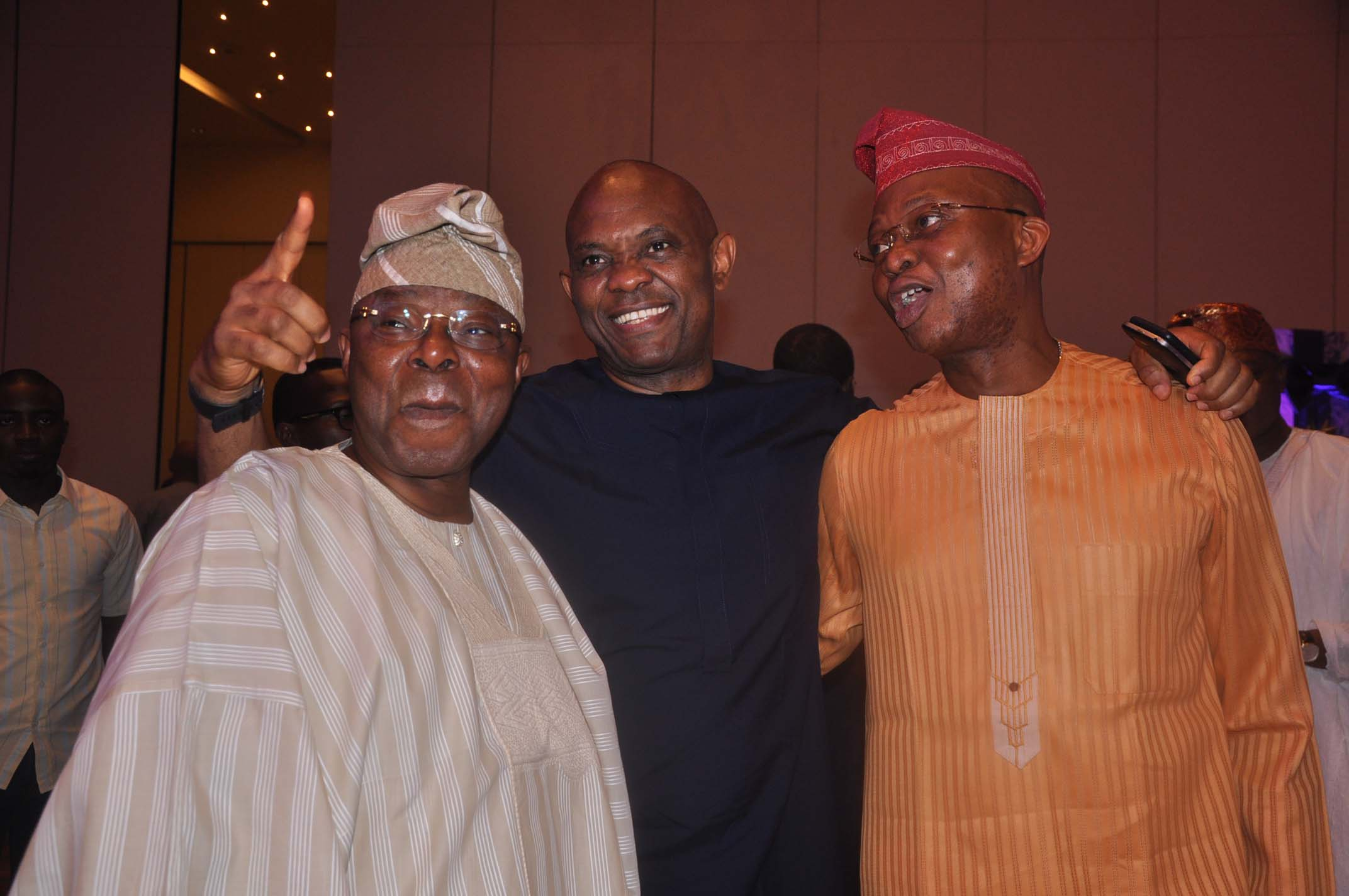 65th Birthday celebration of Senator Daisy Danjuma in Lagos- 10