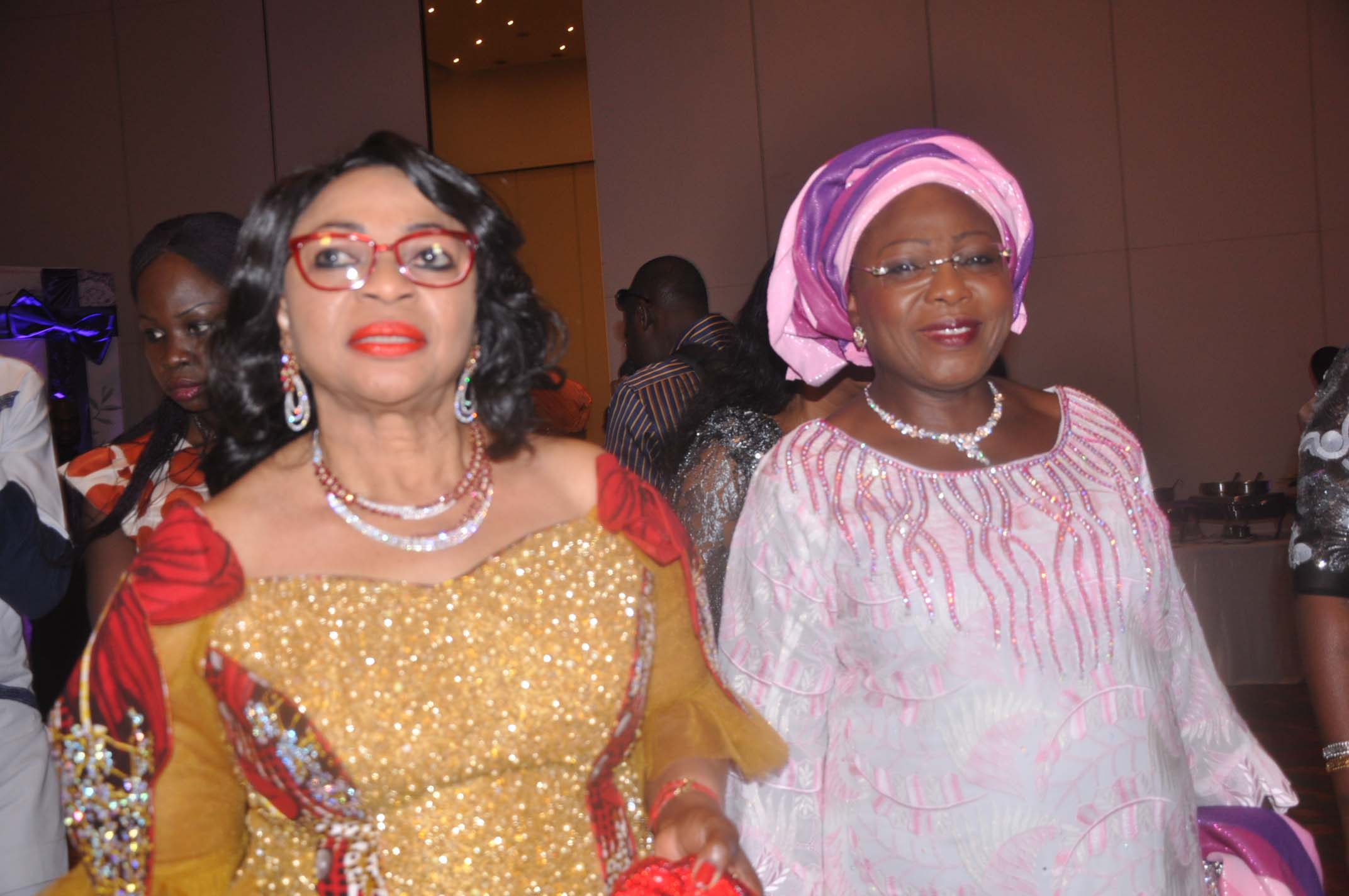 65th Birthday celebration of Senator Daisy Danjuma in Lagos- 12