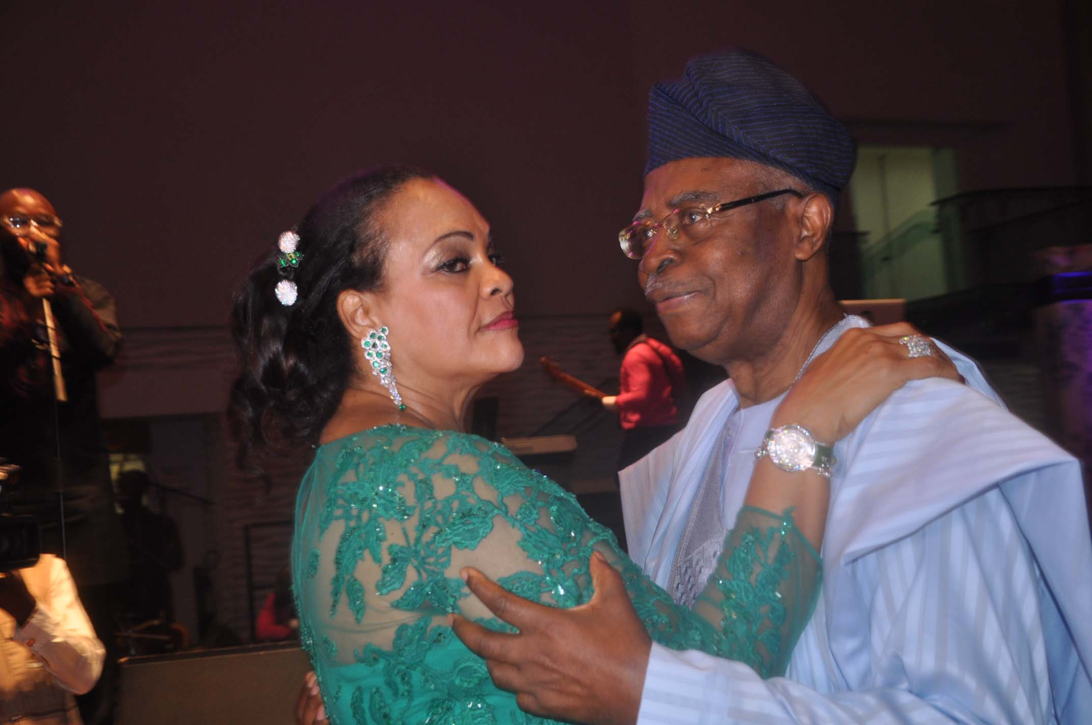65th Birthday celebration of Senator Daisy Danjuma in Lagos- 1b