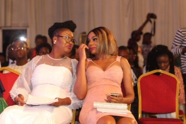 Judges- Blessing Ebere & Onobello