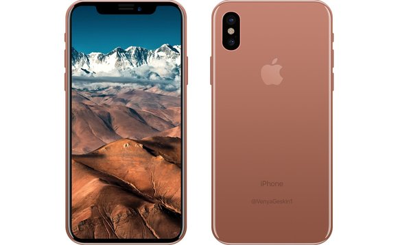 iPhone8inCopperGold-580x358