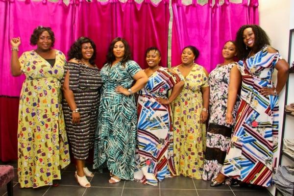 Damilola Shote,Olajumoke Arowolo,Ogechukwukanma Ogwo, Sandra Esi, Anee Icha,Dera Meka,Thelma Nwogbo