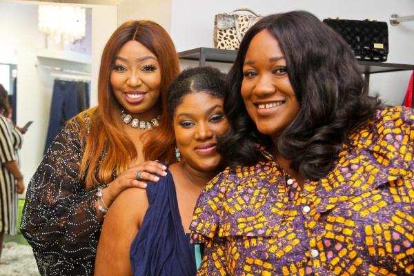 Latasha Ngwubee, Anee Icha & Osa Aisien