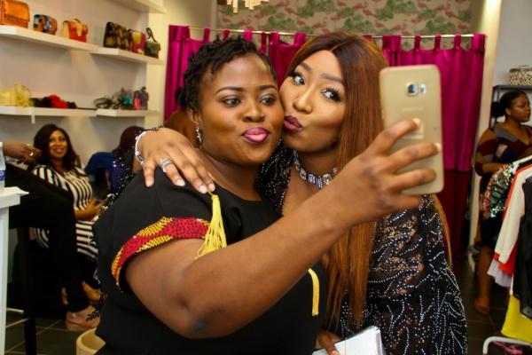 Sarah Esi & Latasha Ngwube
