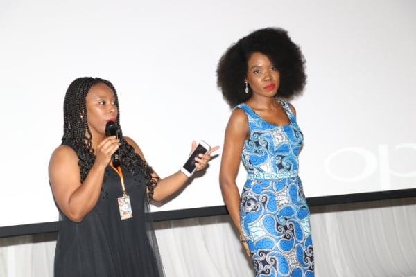 AfricaThe Founder, Ugoma Adegoke and Host, Kemi Lala Akindoju
