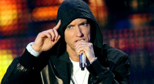 Eminem's publisher sues Spotify over 'copyright violation'