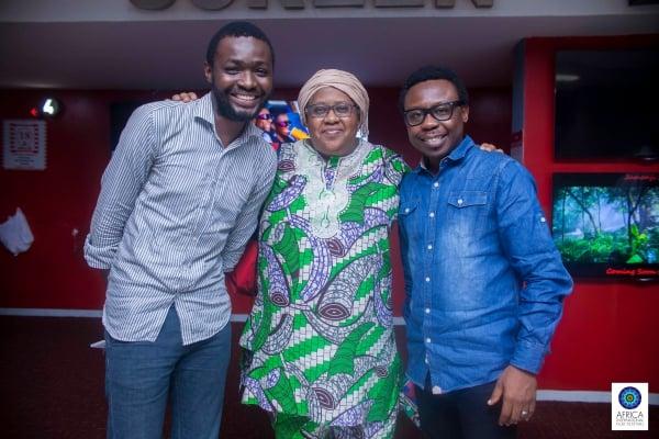 AFRIFFWillfred Okiche, Mildred Okwo & Owtebee