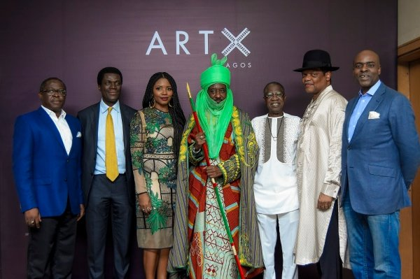 PHOTOS: Highlights from Art X Lagos exhibition fair | TheCable.ng