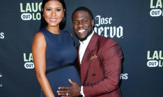 Comedian Kevin Hart welcomes new baby boy with wife | TheCable.ng