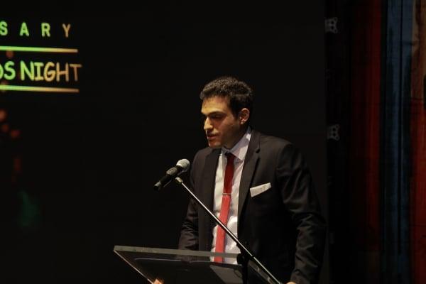 Serge (CEO Wazobia FM).