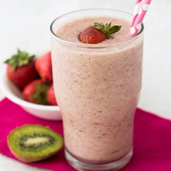 Strawberry Kiwi Smoothie