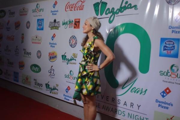 Tatiana (DGMD Wazobia FM).