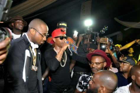 Wizkid, Davido praised by Buhari over Mobo awards win | TheCable.ng