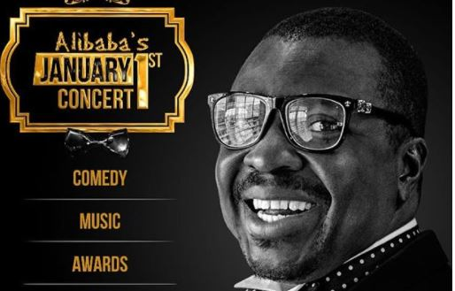 Ali Baba January 1st concert | TheCable.ng
