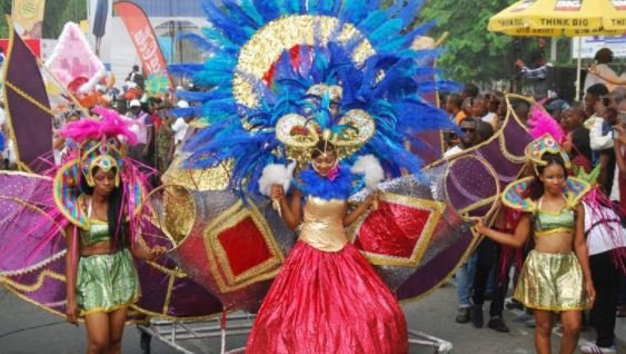 Spectacular scenes from Calabar Carnival   TheCable.ng