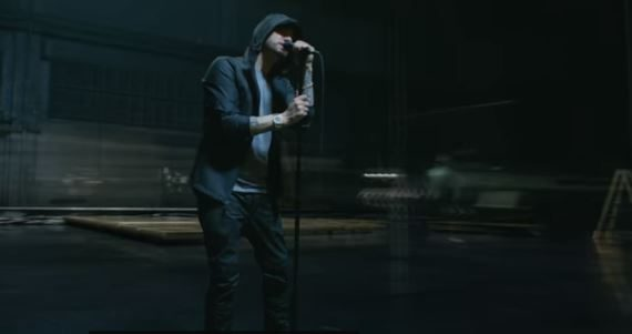 Eminem releases video for 'Walk on Water' | TheCable.ng