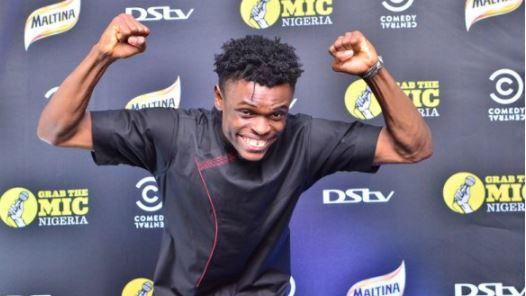 Gift Loveday wins Comedy Central's 'Grab The Mic' | TheCable.ng