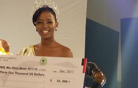 Miss Africa pageant won by Botswana | TheCable.ng