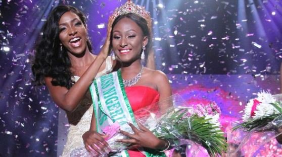 PHOTOS: Highlights from 41st edition of Miss Nigeria beauty show | TheCable.ng