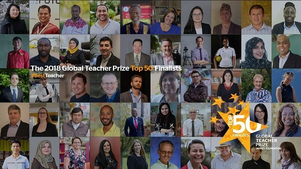 Two Nigerians nominated for Global Teacher Prize | TheCable.ng