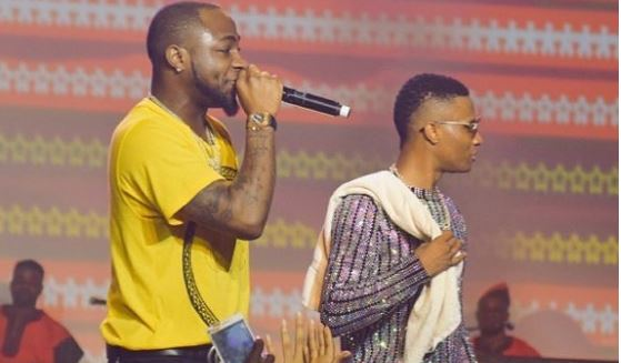 Wizkid, Davido perform together on stage | TheCable.ng