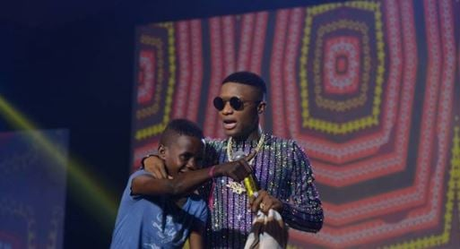 Wizkid signs young rapper, Hammed, to Starboy | TheCable.ng